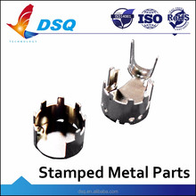0 PPM Metal Stamping For Machinery Parts In Taiwan