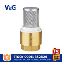 Valogin Free Sample Guarantee of Service check valve for faucet