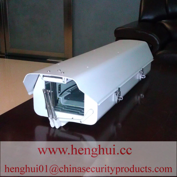 Large outdoor camera casing/Aluminium IP66 enclosure (H4829)