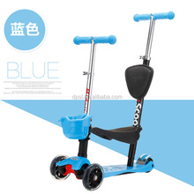 new product 4 wheels kids scooter