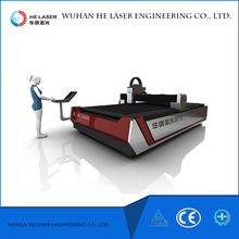 precise spring steel fiber laser cutting machine price 1000W 2000W 3000mm*1500mm