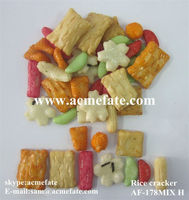 healty rice cracker snack for parties
