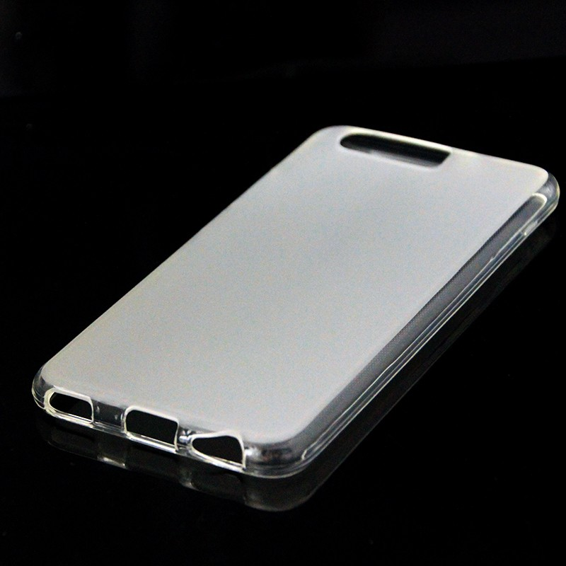Matte design tpu soft cell phone cover For Huawei P10 victoria gel case