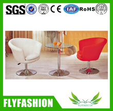 High Quality Glass Conference Table with chare/Used Office Coffe Table