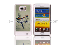 Samsung I9100 Galaxy S2 Mobile Phone crystal case