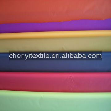 High quality eco-friendly taffeta fabric