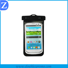 advertising waterproof cover for mobile phone