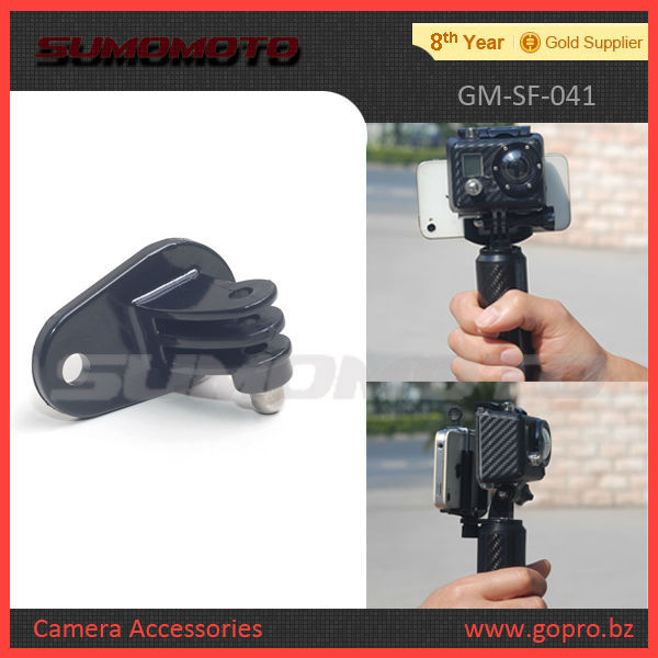 New Gopro head mount go pro kit GM-SF-041 by Sumomoto