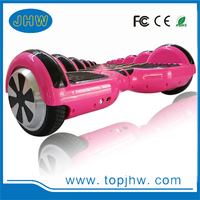 Bluetooth Speakers Electric Scooter with LED Lights Smart Balance Scooters 6.5 Inch Self Balancing