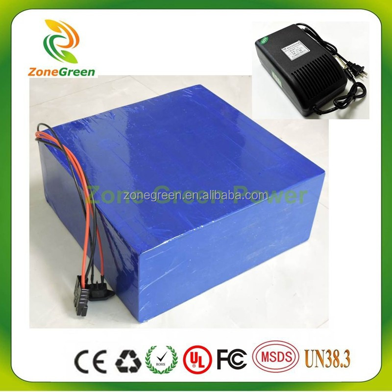 lithium battery 48v 10ah 20ah 30ah 40ah lifepo4 lipo battery