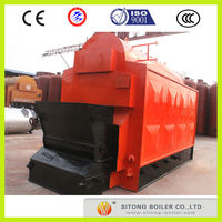 Low price wood pellet boiler home, residential wood chips boilers China