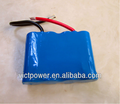 4S1P lifepo4 battery pack 12V 2.5Ah battery pack with long-life for A123 26650