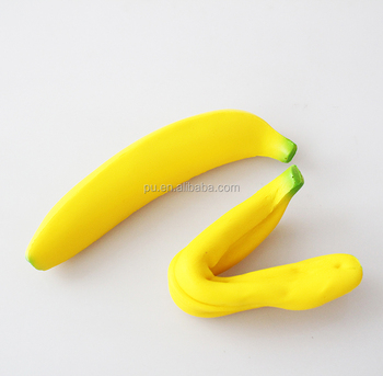 soft slow rising squishies / slow rising soft fruit squishy banana scented squeeze squishy banana scented toy