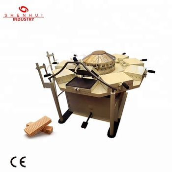 SH-F9 wafer biscuit maker