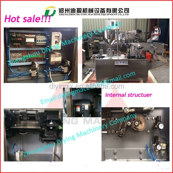 Candy Blister Packing Machine/Candy Blister Machine/Candy Blister Packer Machine