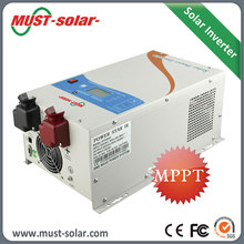 Must power frequency pure sine wave 3000w 24v generator inverter