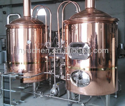 Stainless steel 500 gallon beer brewing tank/brewery equipment