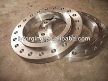 spiral serrated flange