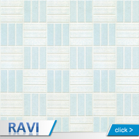 China Wholesale Blue Rustic Brand Names Ceramic Tile