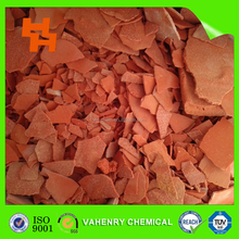 Red flakes 60% purity Na2S sodium sulphide