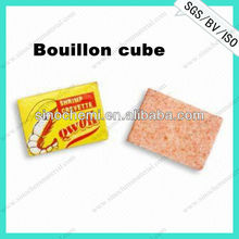 Bouillion Cube used for making Instant foods