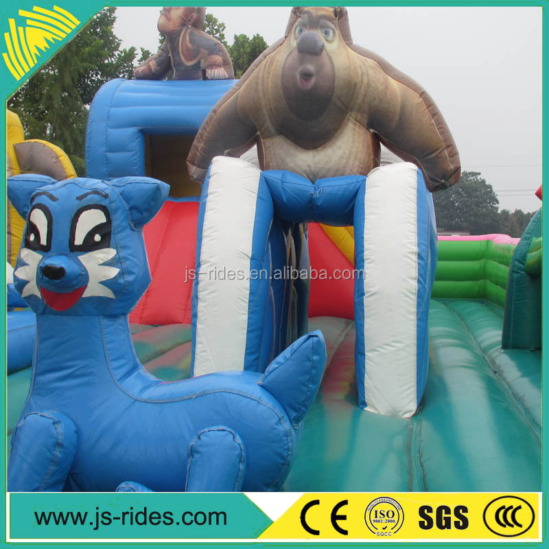 China best seller inflatable games