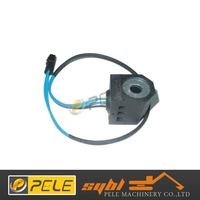 Best selling products Low price hydraulic solenoid valve / water solenoid valve/solenoid valve coil 24v for Excavator