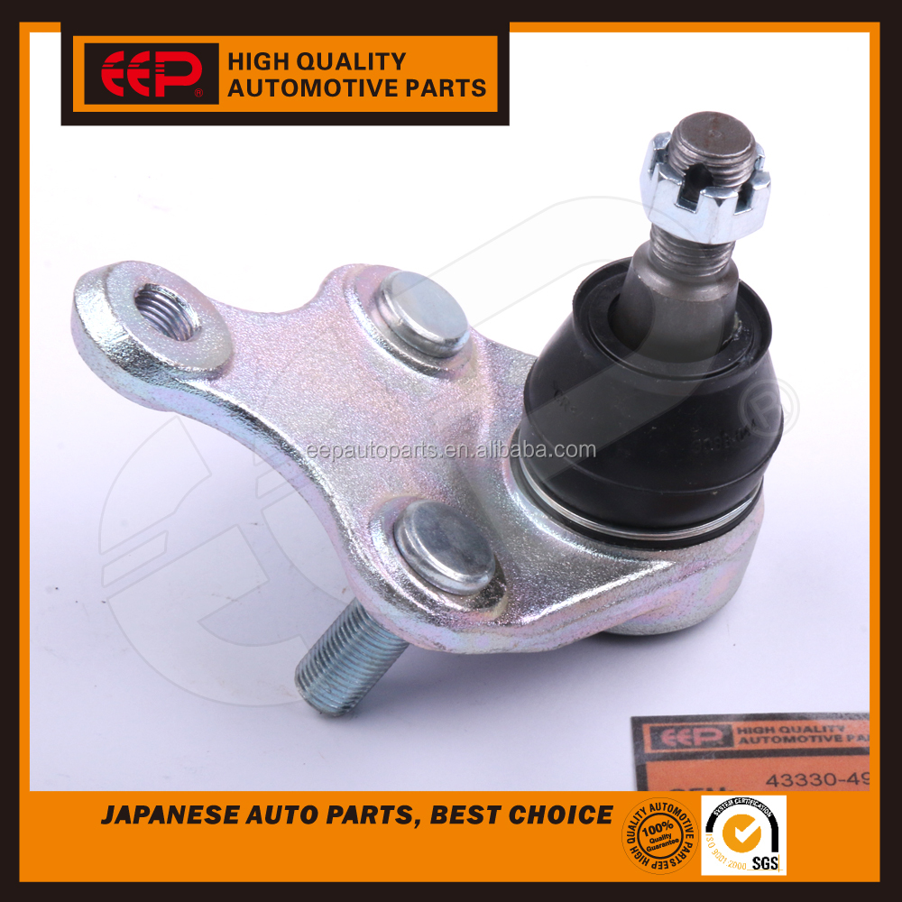 Auto Part Ball Joint Lower for TOYOTA RAV4 ACA30 COROLLA ZRE152 43330-49095