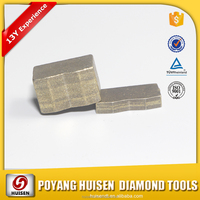 Cutting reinforced concrete marble stone cutting diamond segment for granite