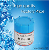 Fans & cooling white thermal grease HY410-CN10 widely use for Computer Graphics, Board, Fins and Board Bonding