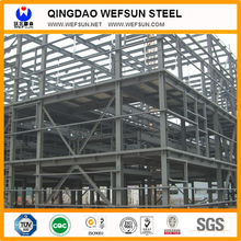 long life span prefab steel structures pictures