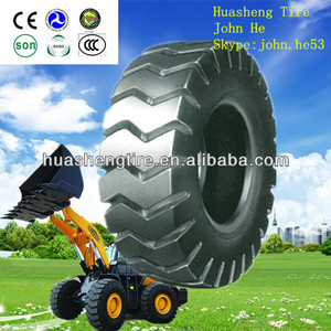 Hot sale! OTR tire 23.5-25 bias loader tire with high quality low price tires used for construction machinary