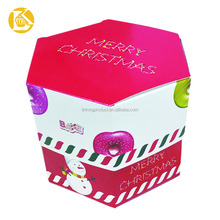OEM & ODM Available Disposable cupcake cake paper box for food
