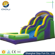 giant inflatable water slide for sale adults funny on water world