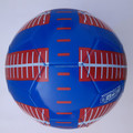 stocked cheap PVC soccer ball/football machine stitched