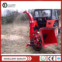 BX62 tractor wood chipper and shredder