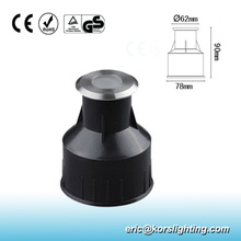 IP67 waterproof stainless steel mini led deck light