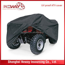 customized size UV and waterproof ATV cover