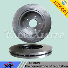 Grey iron cast brake disc/rotor and drum