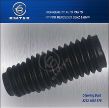 Steering gear boot spare parts steering boot for E39