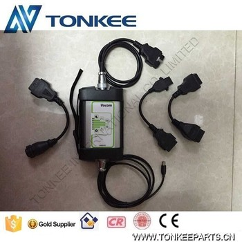 9998555 Engineering machinery Detecting instrument diagnostic equipment & diagnostic tool for VOLVO