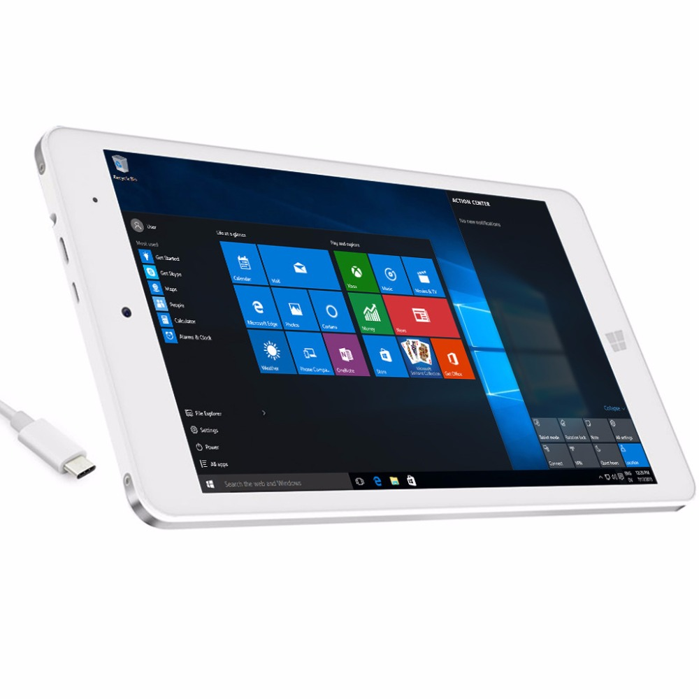 Chuwi HI8 Pro 8.0 Inch Intel Trail-T3 Z8300 Quad Core 2GB 32GB Win10 Dual OS 1920*1200 IPS Android 5.1 Tablet