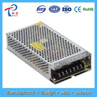 Factory direct P100-120-E Series 12v 10 amp power supply