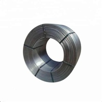 CaSi cored wire, Alloy cored wire