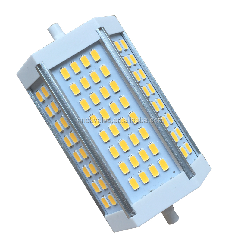 ce rohs led <strong>light</strong> <strong>bulb</strong> <strong>J118</strong> led r7s 20w 118mm 3000k 4000k 6000k 85-265v 2200 lumen replace halogen <strong>bulb</strong>