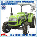 QLN404 cheap wheel mini tractor grass cutter
