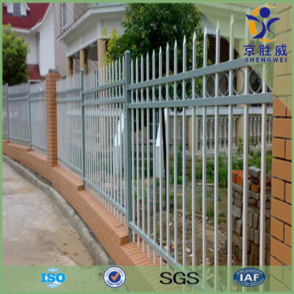 Stainless Steel Chrome Metal Fences
