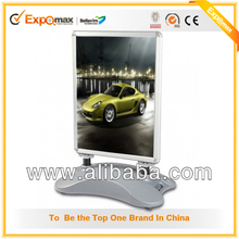 2014 hot sales! high quality! A1 outdoor advertising board/ water base poster stand