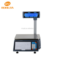 Hot sale 15/30kg capacity digital weighing scale with CE OIML certificate