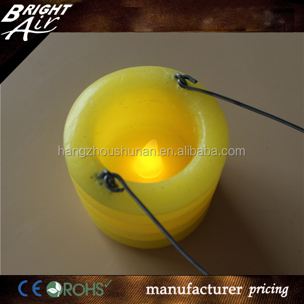 Wholesale led citronella candle with remote